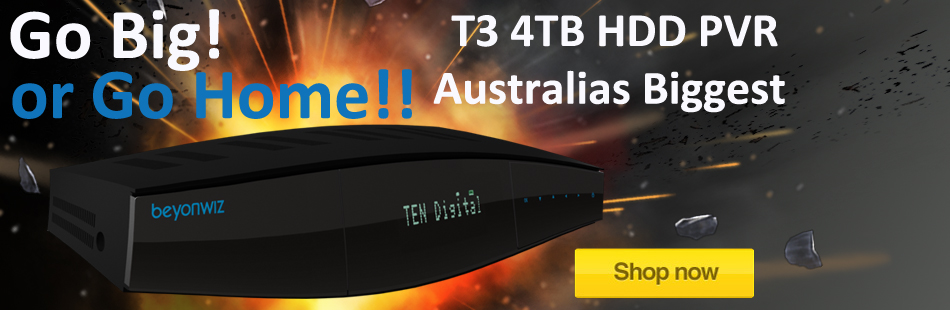 Australia's Biggest PVR